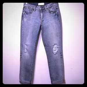 Paper Denim & Cloth EZE Relaxed 5 Slim Jeans